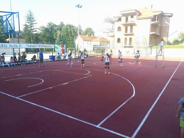 Спортски терени Сокобања